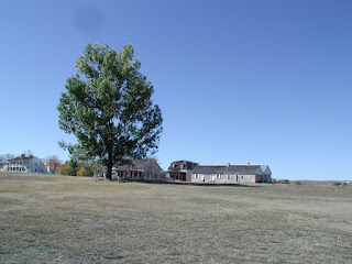 Fort Laramie sutler's store, etc.