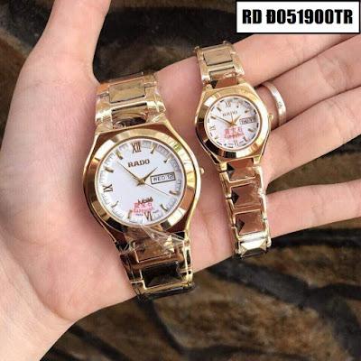 Đồng hồ cặp đôi RD Đ051900TR