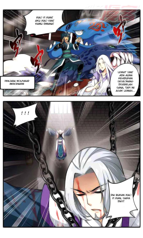 Battle Through the Heavens Chapter 31-50