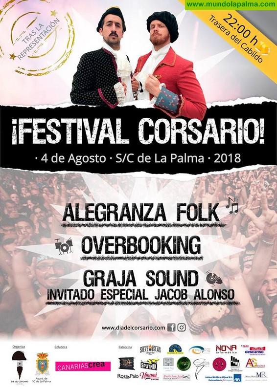 Festival Corsario 2018 Día del Corsario