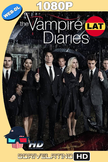 The Vampire Diaries (2009-2017) Serie Completa NF WEB-DL 1080p Latino-Ingles MKV