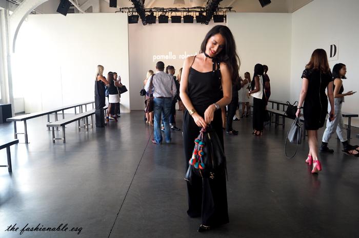 Pamella Roland show