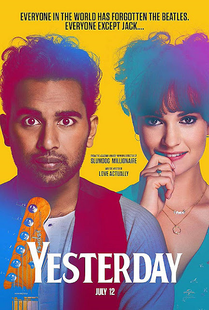 Sinopsis Film Yesterday (2019) - Himesh Patel, Lily James, Ed Sheeran