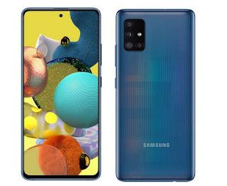 سامسونج جالاكسي Samsung Galaxy A51 5G UW