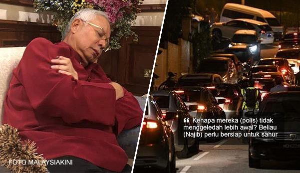 'Ini sesuatu yang tidak wajar' - Kenalan rapat Najib kritik tindakan polis dan kata Tun M 'balas dendam'