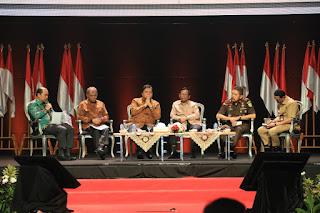 Ketua KPK : Komunikasi dan Soliditas Forkopimda untuk Pencegahan Korupsi