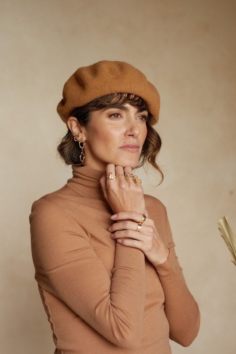 Nikki Reed Clicked for Bayou with Love -December 2019