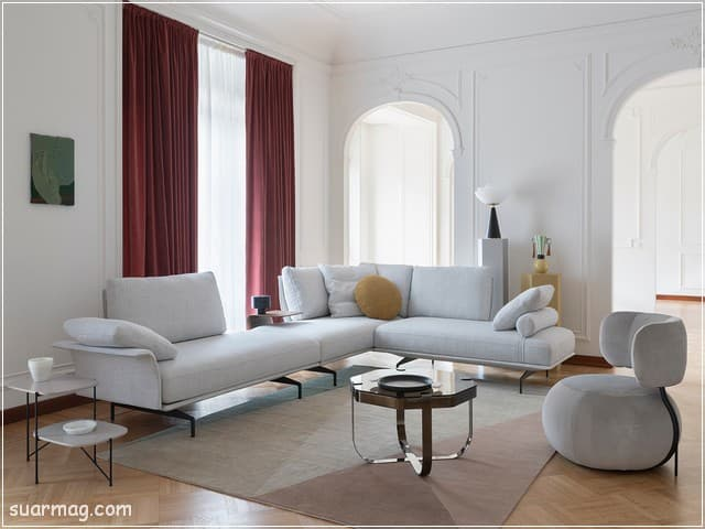 غرف نوم مودرن - اثاث مودرن 4 | Modern Bedroom - Modern Furniture 4