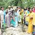 इन्दिरा मंनोरंजन पार्क में आंकाक्षा समिति ने रोपित किये 100 पौधे