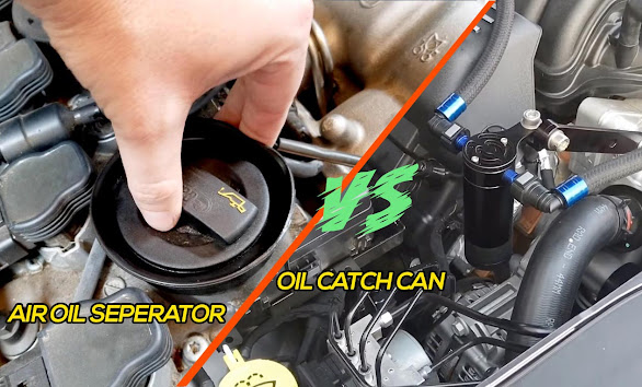 Engine Oil separator