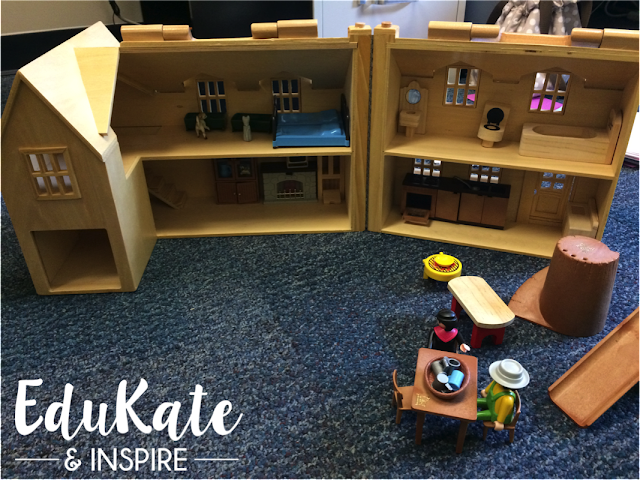 Using a Dollhouse in School Counseling