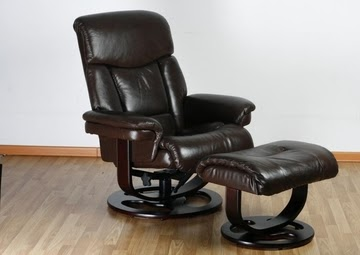 Leather Recliners That Make Staying Inside This Winter Not