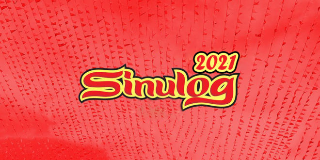 The official logo of Sinulog 2021