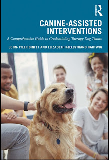Canine-Assisted Interventions, A Comprehensive Guide to Credentialing Therapy Dog