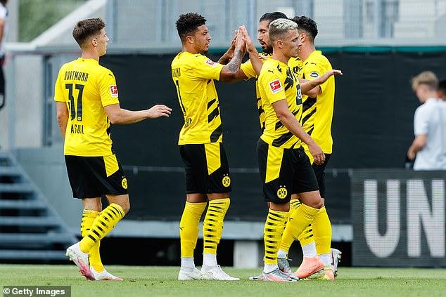 M.U lưỡng lự, Sancho đồng ý ở lại Dortmund?