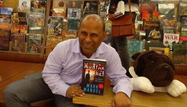 Newztabloid-Hemu-Hemu Shetty-Moryaa Re-Ganpati Bappa-Ganpati Murders-Mark Manuel-Angello Ferraz-Jaico Books