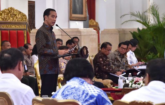Jokowi: APBN 2019 Fokus pada Investasi SDM