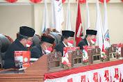 DPRD Sulut Gelar Paripurna Dengar Pidato Kenegaraan Presiden Penyampaian RUU APBN 2022