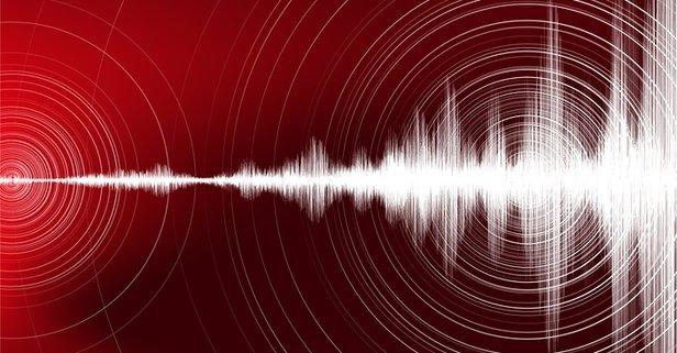 Deprem Su Buharından Mı Oluşuyor?
