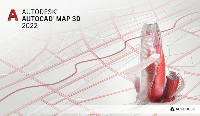 Autodesk AutoCAD Map 3D 2022