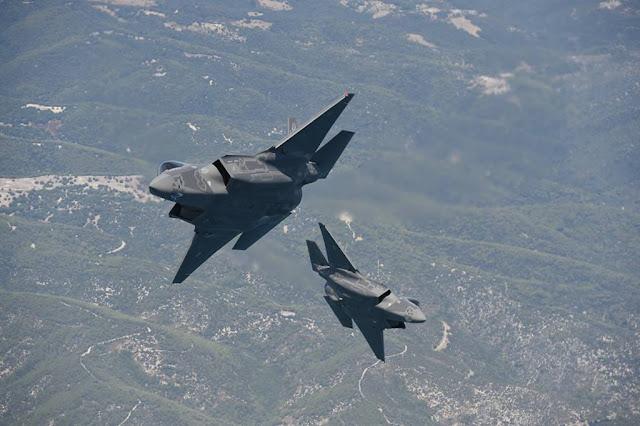 Italian F-35 Initial Operational Capability.