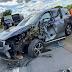 Prefeito de Jacobina se envolve em acidente na BR 324 próximo a Tanquinho