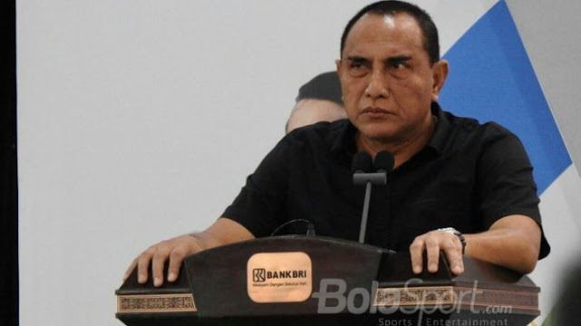 Ucapan Edy Rahmayadi Tentang Wartawan Ini Menjadi Sorotan Media asing | JabarPost Sport