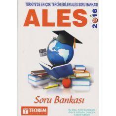 Teorem ALES Soru Bankası 2016