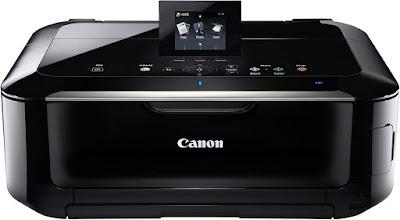 Canon PIXMA MG5350 Driver Downloads