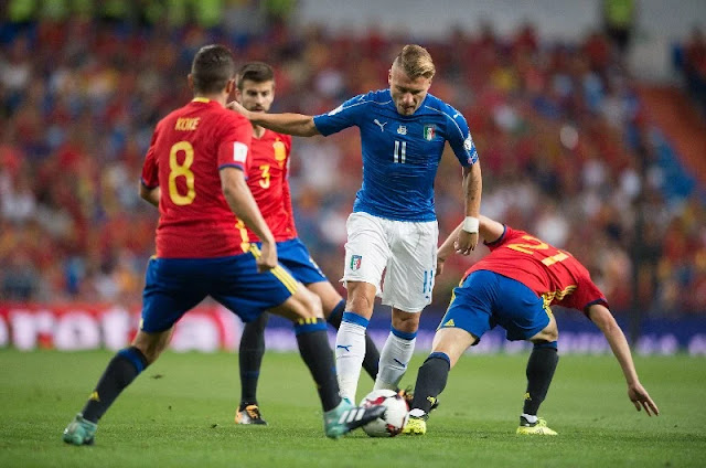Spain and Italy photo