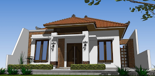 Rumah Joglo Modern 4