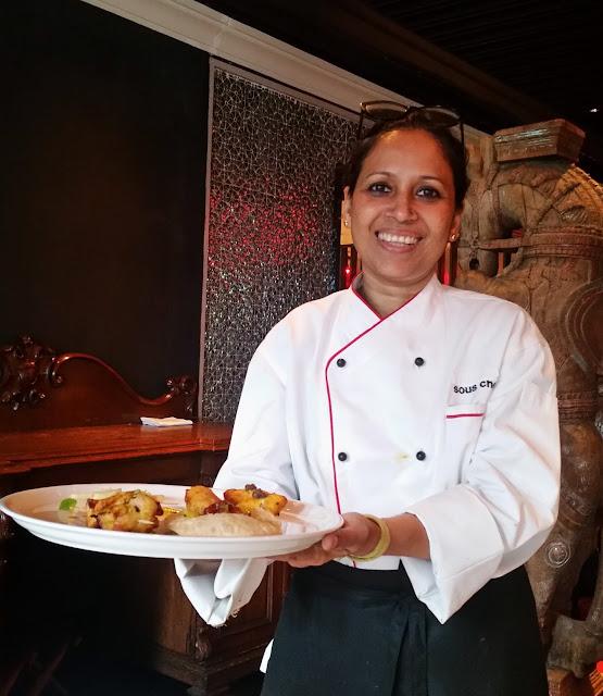 Chef Kashmiri Barkakati Nath