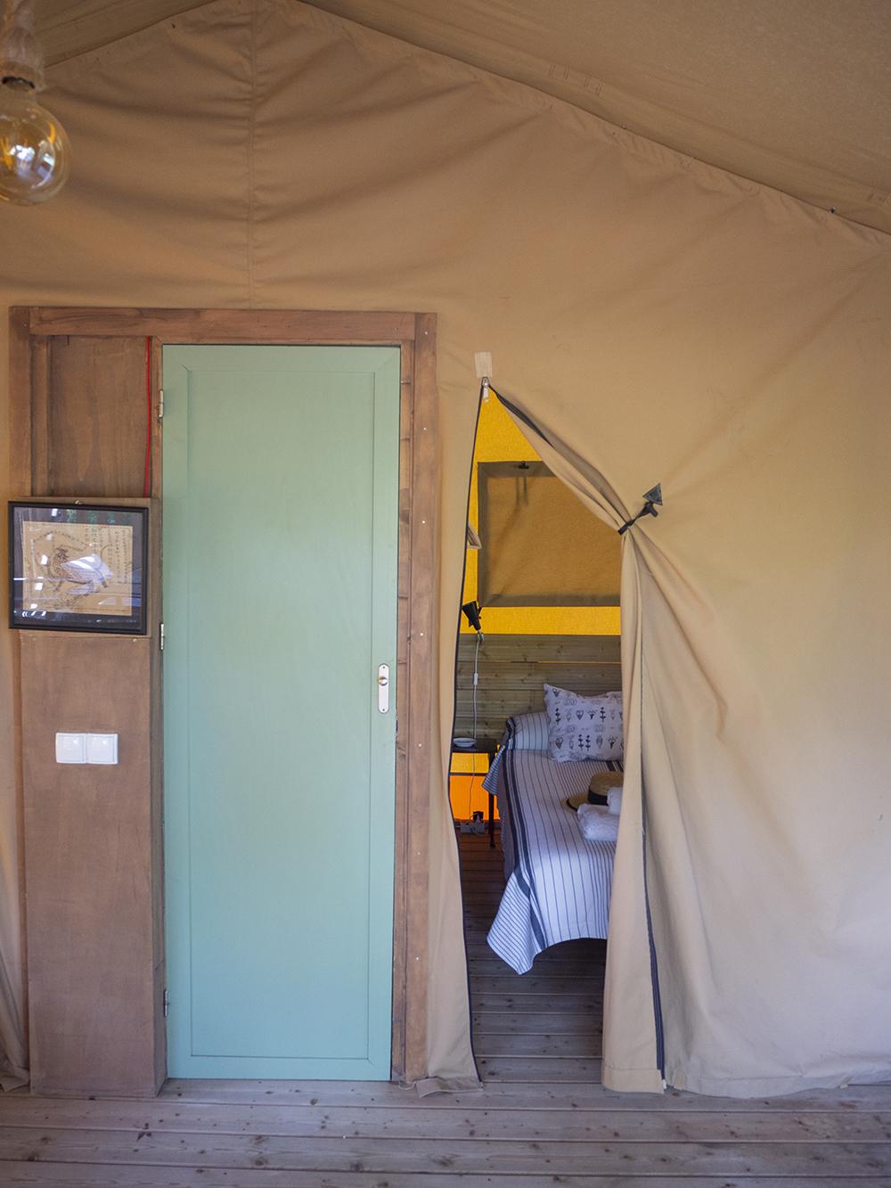 Jabalina Country Tents: Glamping en la Dehesa de las Yeguas de Cádiz_11