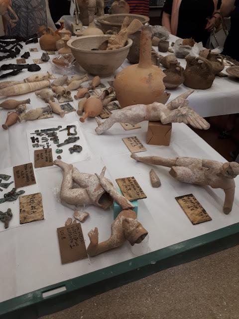 Τάφος 2.200 ετών ανακαλύφθηκε στον Τάραντα