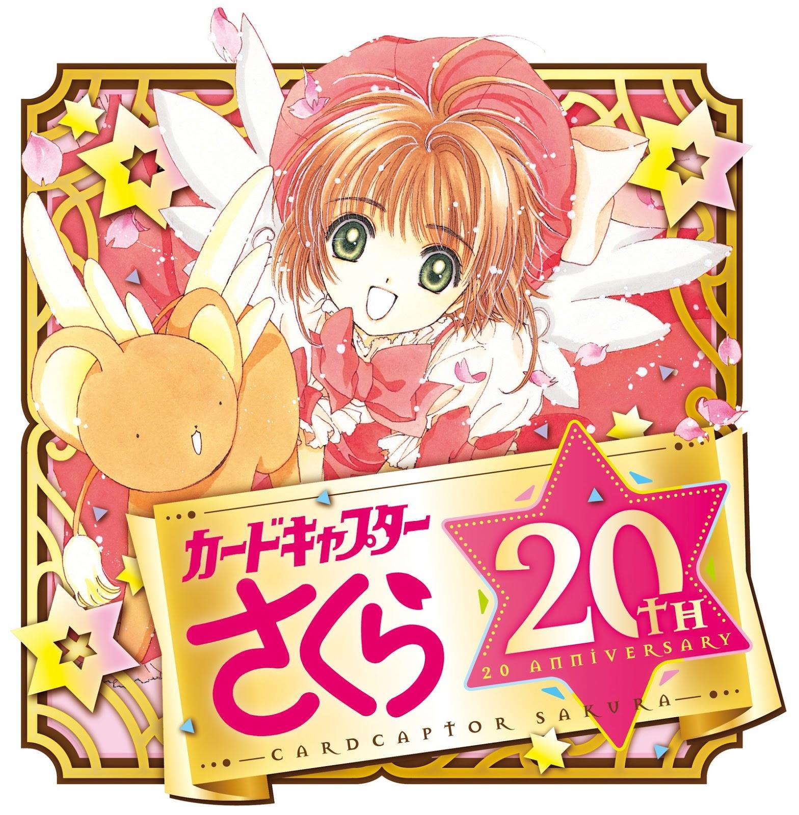 Novo Trailer de Sakura Cardcaptor Clear Card-hen!