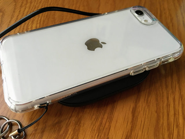 iPhoneSE2を充電する