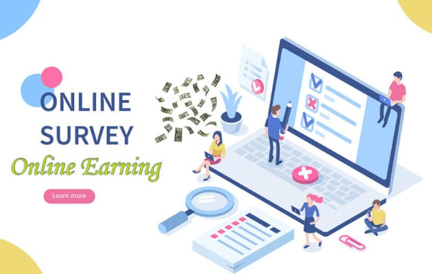 How to Make Money Online from Surveys (Opinions) for the US