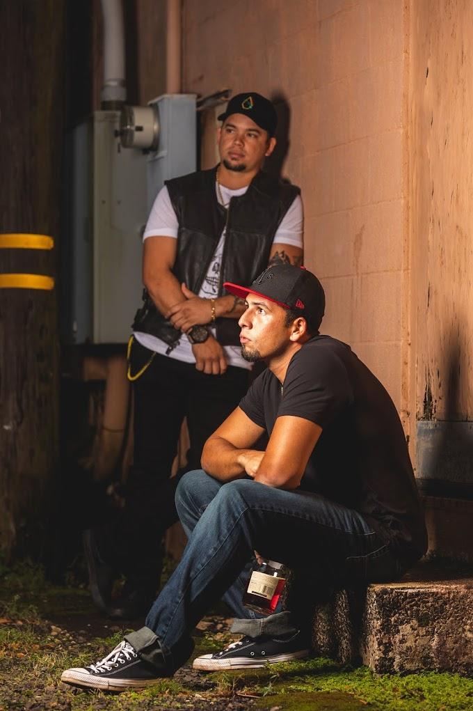 Artist Spotlight: 808 to the 209 -- Shroud City and Gold Cap