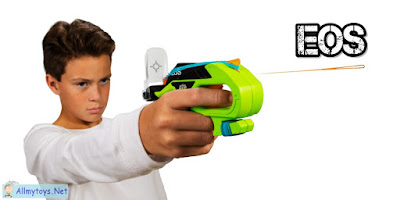 Super Impulse RBS Rubberband Toy Gun EOS