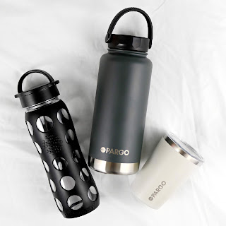Best Reusable Water Bottles for Travel - The Best Travel Products for a Long Haul International Flight - Travel Essentials and Must Haves, Can You Take a Water Bottle on a Plane? .jpg