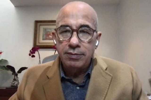 """Aunque no se cubre ni al 30% de vacunación de la población médica, ya se aplica el antígeno a """"Servidores de la Nación"""": Éctor Jaime Ramírez"""