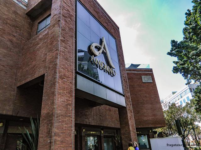 Shopping Andino, Chapinero, Bogotá