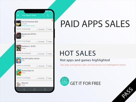 Paid Apps Sales Pro - Apps Free For Limited Time for Android