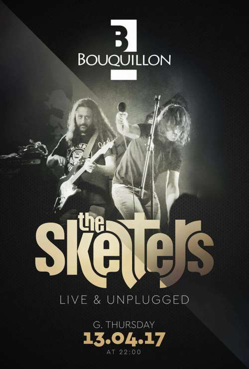THE SKELTERS: Πέμπτη 13 Απριλίου unplugged @ Bouquillon  (Καστοριά)