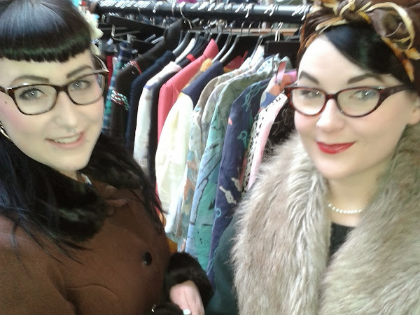 Judy's Affordable Vintage Fair - Leeds Corn Exchange