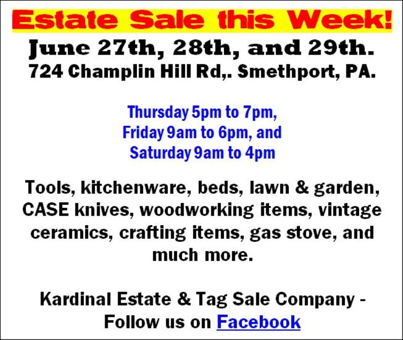 https://www.facebook.com/Kardinal-Estate-Tag-Sale-Company-207383916657535/