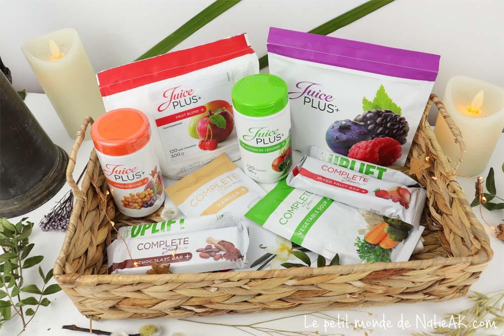 Avis Juice Plus + ( compléments alimentaires fruits et légumes )
