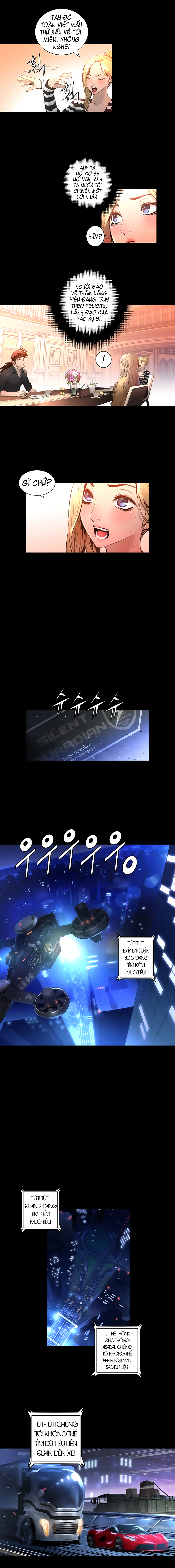 Dị Giới Tam Tuyệt - Trinity Wonder