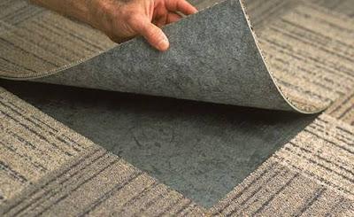 Jenis Ketujuh : Lantai Karpet