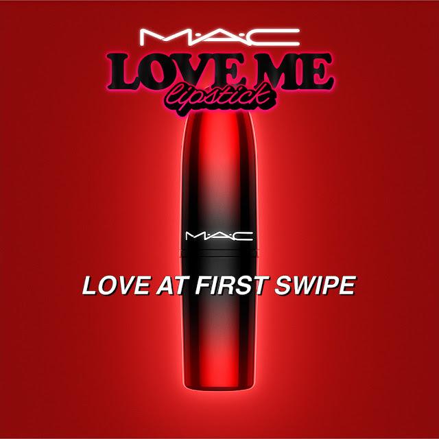 MAC Love me ruj koleksiyonu